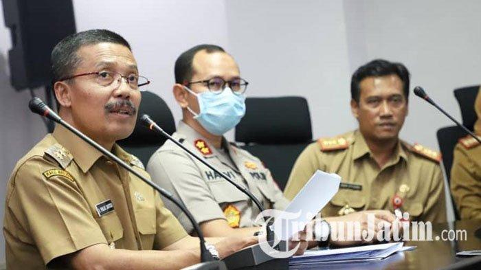 Pasien ODP di Kota Batu Dinyatakan Negatif Covid-19, Wakil Wali Kota Bersyukur: Tetap 'Stay at Home'