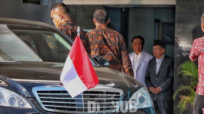 Jusuf Kalla, Emil Dardak dan Arumi Jenguk Tri Rismaharini, Wali Kota Surabaya Tulis 'Terima Kasih'