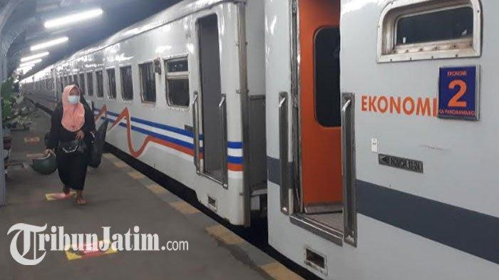 PT KAI Daop 9 Jember Tidak Membuka Penjualan Tiket Keberangkatan 6-17 Mei 2021