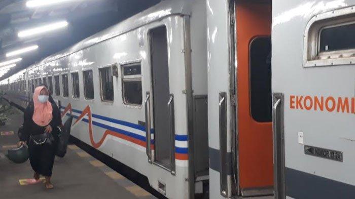 Larangan Mudik, Hanya Lima Kereta Beroperasi di Daop 9 Jember