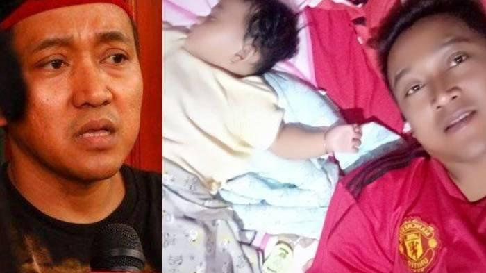 Kabar terbaru Bintang, bayi Teddy Pardiyana dan mendiang Lina Jubaedah mantan istri komedian Sule.