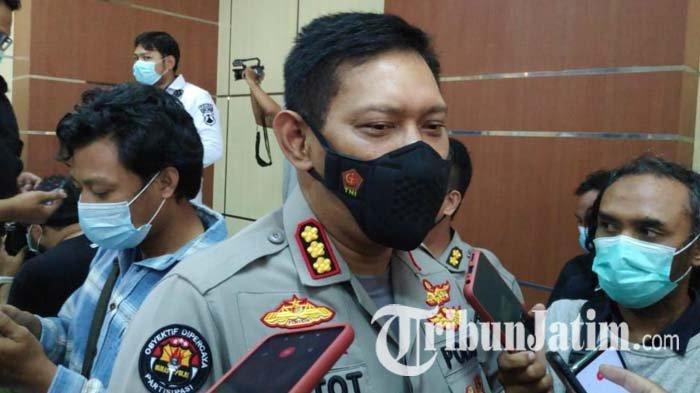 Pasca Terjadi Kerusuhan di Pos Penyekatan di Jembatan Suramadu, Polda Jatim Siapkan Unit K9