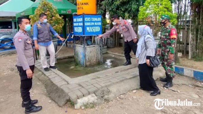 Bangkalan Menuju Zona Kuning Covid-19, Protokol Kesehatan Diperketat Jelang Lebaran Ketupat