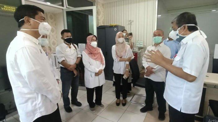 Sidak ke RSUD Kota Mojokerto, Ini Temuan Kadinkes Jatim saat Tinjau Fasilitas Kesehatan