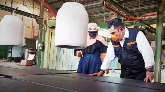 Ekspor Jatim Didominasi Sektor Industri, Disperindag: Momen Apik Jadi Penggerak Pemulihan Ekonomi
