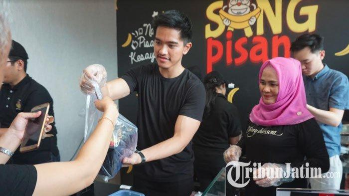 Wow, Kaesang Pangarep Targetkan Buka 300 Outlet Bisnis Nugget Sang Pisang di Indonesia