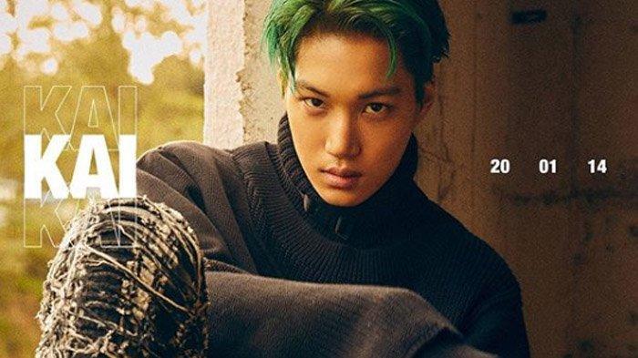 Kai EXO Berulang Tahun Hari Ini 14 Januari 2020, Berikut ...