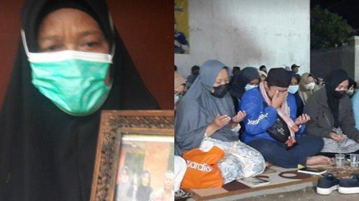 Kakak Tuti lelah hadapi kasus Subang sang anak Yoris sampai berteriak pelaku dihukum mati