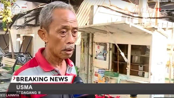 Penjarahan Pedagang Kecil Saat Aksi 22 Mei, Rokok, Uang Tabungan Hingga Baju Lenyap Tak Bersisa