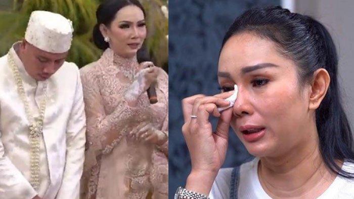 Nikah Cuma 3 Bulan, Kalina Nangis Baca Chat WA Anak Vicky, Bongkar Drama Setingan? Sebut Pasti Cerai