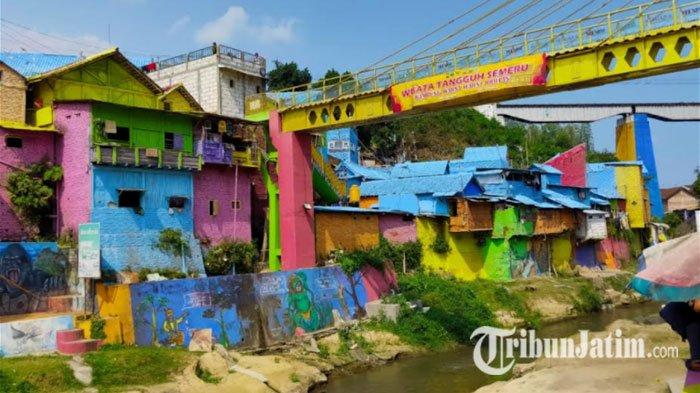 Kampung Tematik di Kota Malang Belum Diperbolehkan Buka saat PPKM Level 3