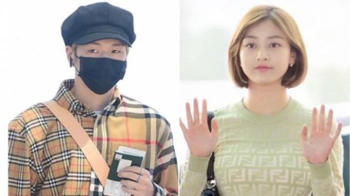 Kang Daniel dan Jihyo TWICE Dikabarkan Berkencan, Dispatch Bocorkan Foto Keduanya saat Pergi Bersama