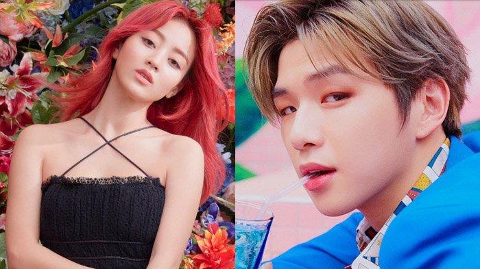 Kang Daniel dan Jihyo TWICE Putus, Kesibukan Disebut Jadi Alasan, Begini Tanggapan JYP Entertainment
