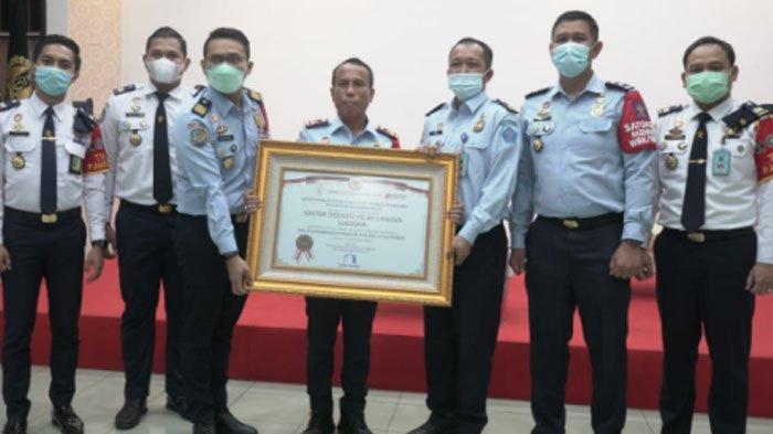 Tahun 2020, Kanim Surabaya Raih Tiga Penghargaan Bergengsi