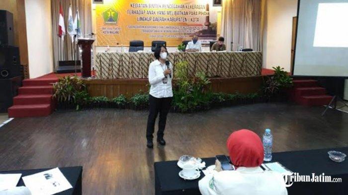 Cegah Kekerasan Pada Perempuan dan Anak, Kanit PPA Polresta Malang Kota: Harus Lakukan 6 Hal Ini