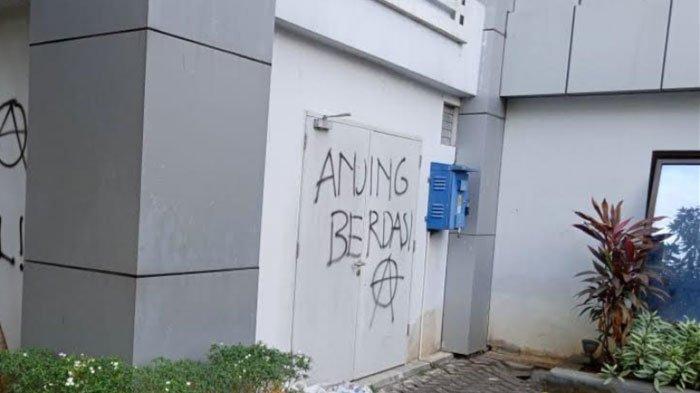 Kasus Vandalisme di Pemkab Bojonegoro & Bank Swasta, Polisi Mulai Selidiki Siapa Pelakunya