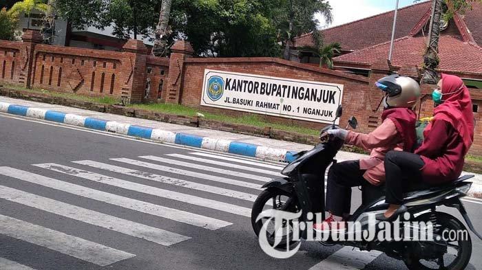 ASN Pemkab Nganjuk Mengaku Tak Tahu Soal OTT KPK Bupati Nganjuk: Kami Dapat Informasi dari Media