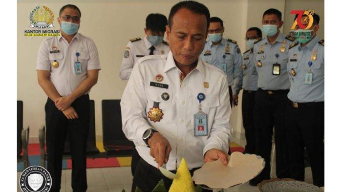 Jangkau Pemohon Paspor di Surabaya Barat, Imigrasi Surabaya Buka Unit Layanan Paspor Wiyung