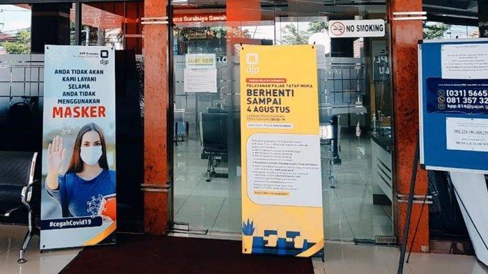 Kantor Pajak Surabaya Hentikan Layanan Tatap Muka, Ini Daftar Kontak Online yang Bisa Dihubungi