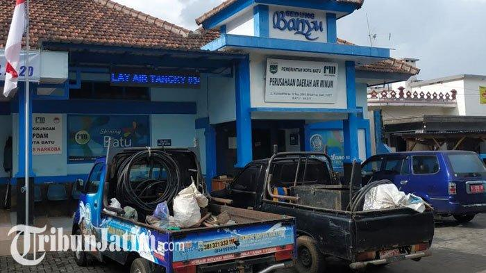 Target 1200 Pelanggan Baru Pada 2021, Perumdam Among Tirto Mulai Pendataan MBR di 2 Kecamatan