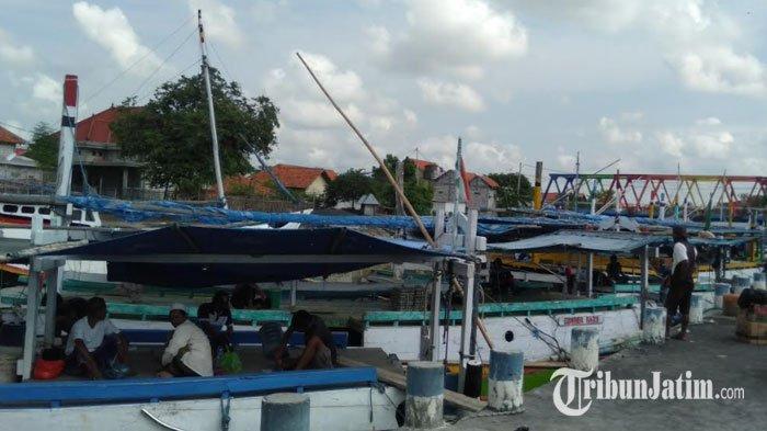Memasuki Pancaroba, BPBD Sampang Imbau Nelayan Waspada Ombak Tinggi