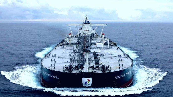Berkapasitas 2 Juta Barel, Kapal Tanker Raksasa PERTAMINA PRIDE Siap Salurkan Energi Nasional