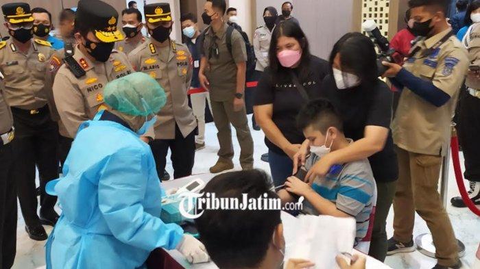 Vaksinasi Kalangan Disabilitas Sudah Capai 80 persen Irjen Nico; Ayo Disiplin Prokes Rek!