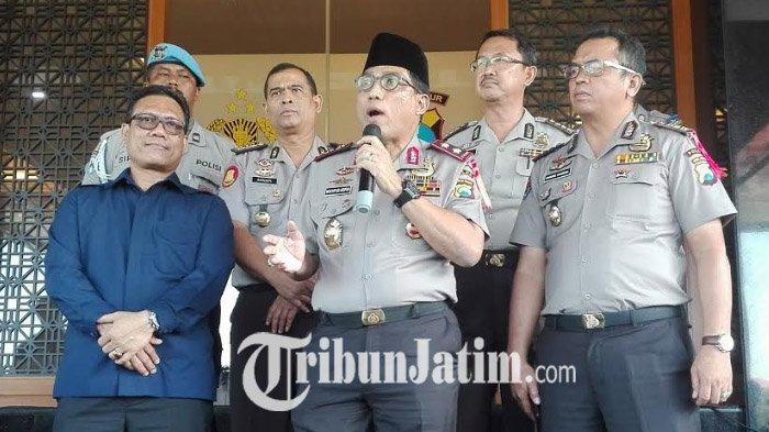 Densus 88 Tembak Mati Hari, Terduga Teroris di Perum AURI Sidoarjo