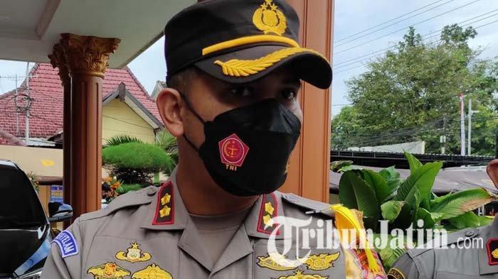 PPKM Darurat di Kota Blitar, Polisi Lakukan Penebalan Pasukan di Kelurahan Zona Merah Covid-19