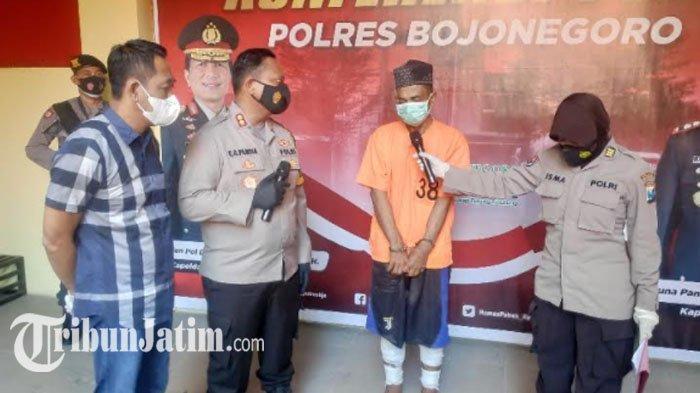 Residivis Pembobol Konter HP di Bojonegoro Tumbang Seusai Didor, Berdalih untuk Sambung Hidup
