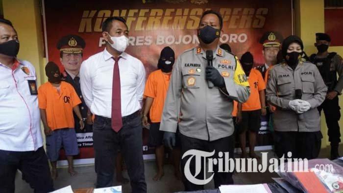 7 Pelaku Pengeroyokan Pemuda Bojonegoro Hingga Tewas Dibekuk Polisi, Lari ke Madura dan Jateng
