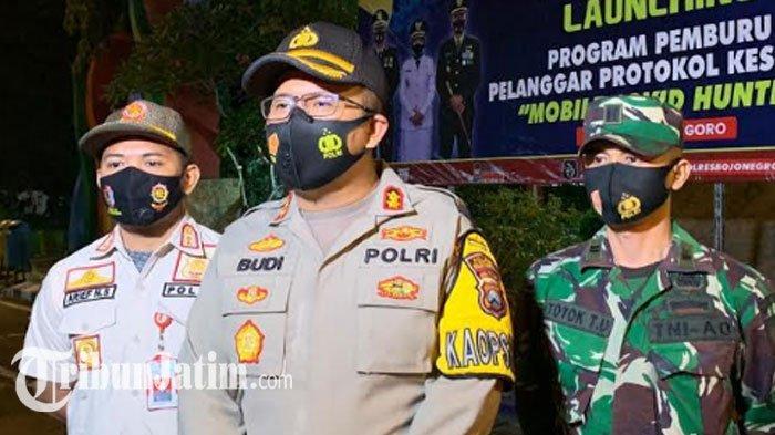 Mobil Covid-19 Hunter Polres Bojonegoro Sudah Meluncur, Siap Buru Pelanggar Protokol Kesehatan
