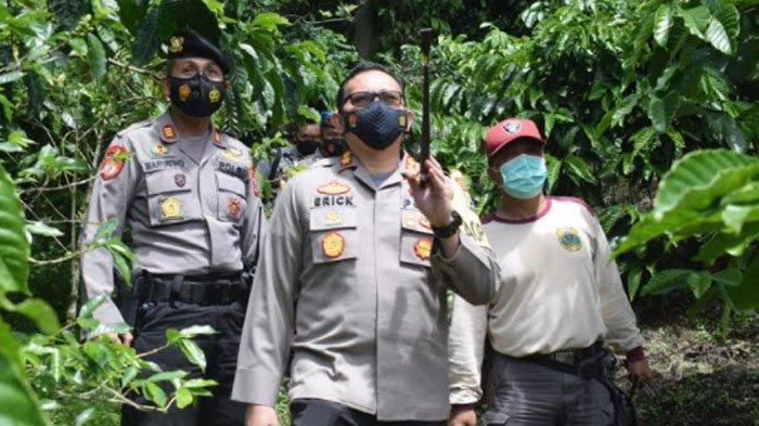 Antisipasi Erupsi Gunung Raung, Polres Bondowoso Tentukan Jalur dan Tempat Evakuasi