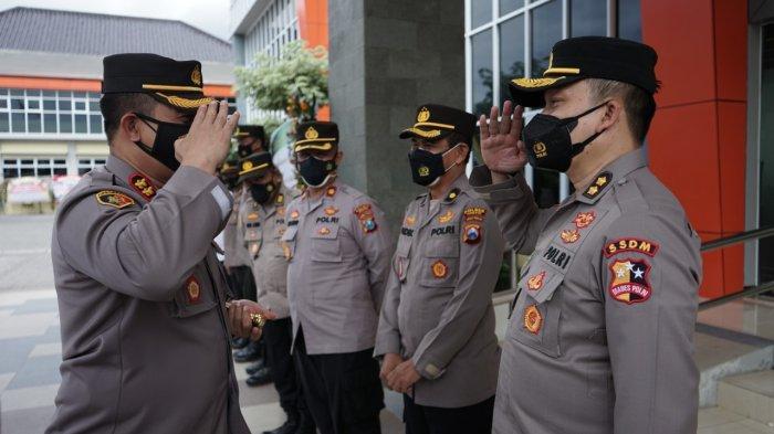Kini, AKBP Mochamad Nur Azis Resmi Jabat Kapolres Gresik