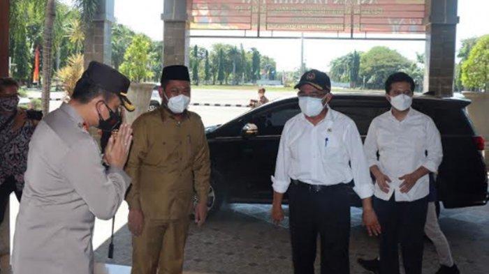 Kapolres AKBP Arief Fitrianto Pantau Obat Covid-19 Dijual Diatas HET, Termasuk Harga Tabung Oksigen