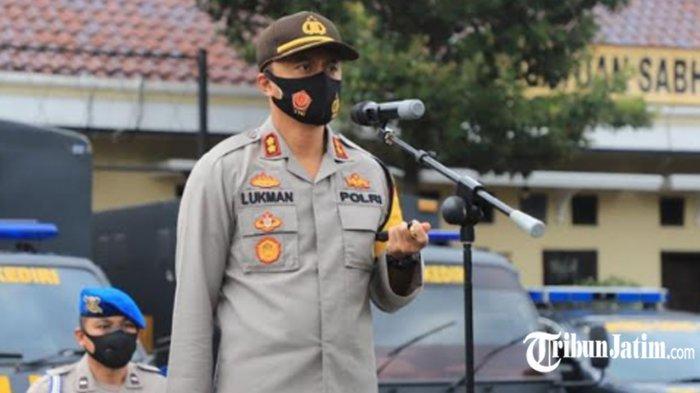 Polres Kediri Siap Proses Hukum Pungli THR Camat Purwoasri, 'Dibutuhkan Laporan dari Masyarakat'