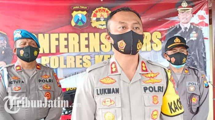 Kabupaten Kediri Resmi Terapkan PPKM Jilid ke 2, Kapolres akan Perketat Pengawasan Prokes Masyarakat