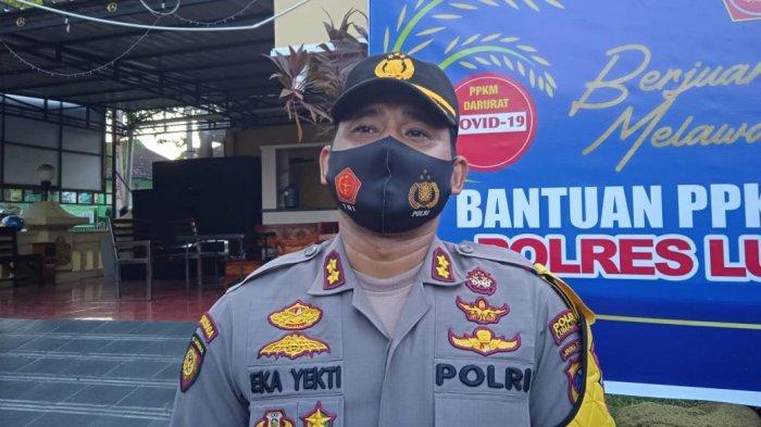 Kapolres Lumajang Sebut PPKM Darurat Bikin Kriminalitas Turun