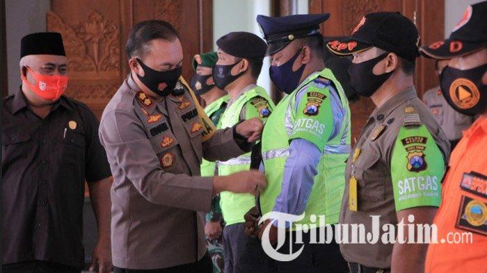 Mulai Besok, Warga Kabupaten Madiun yang Tak Pakai Masker Siap-siap Dapat Hukuman