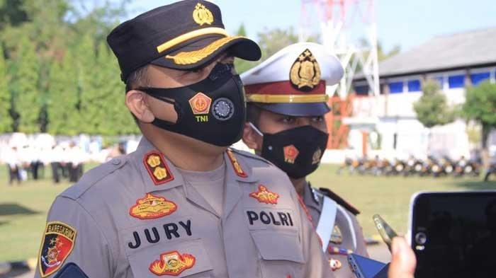 Polres Madiun Gencarkan Operasi di Tempat Keramaian, Minta Masyarakat Tetap Patuhi Prokes