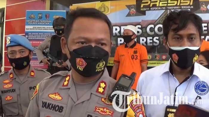 Asyik Pesta Sabu di Tempat Kerja, Tiga Pekerja Bengkel di Magetan Dicokok Polisi