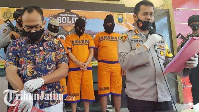 3 Pemuda Madiun Patungan Bisnis Miras, Tertangkap Saat Perjalanan Setor2.700 Liter Arak Jowo