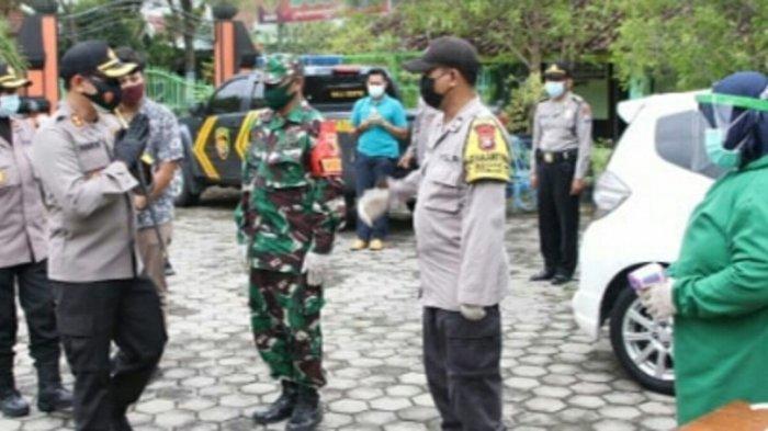 Kasus Positif Terus Bertambah, Kampung Tangguh Semeru di Kabupaten Nganjuk Semakin Dioptimalkan