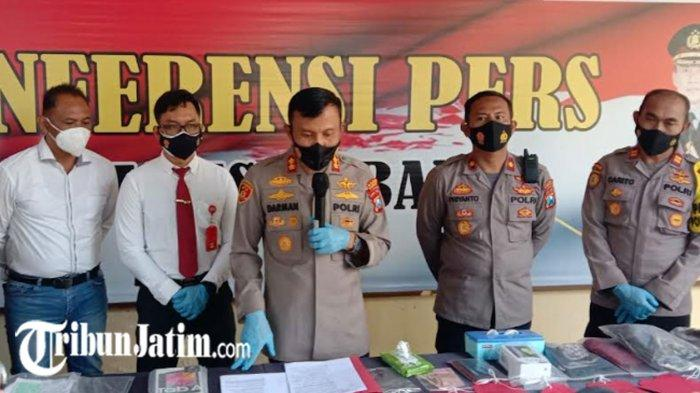 Pencuri 149 Tablet SMPN 1 Semanding Ternyata Libatkan Orang Dalam, Pelaku Tunggu Bapaknya Tidur