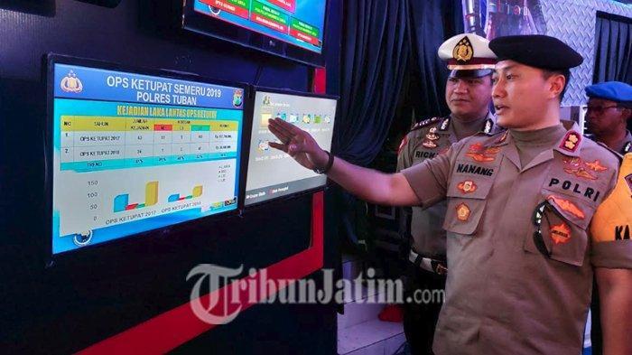 Ini Zona Rawan Macet, Kecelakaan dan Kriminal di Jalur Pantura Tuban Jawa Timur, Pemudik Wajib Baca