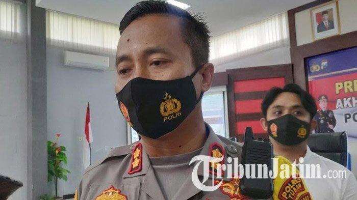Terapkan Jam Malam, Polres Tuban Gelar Patroli Skala Besar Saat Tahun Baru, Pelanggar Ditindak Tegas