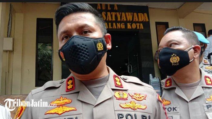 Kapolresta Malang Kota AKBP Budi Hermanto Beber Program, 'Penanganan Covid-19 yang Paling Utama'