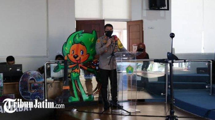 Sama Ramah Korban Covid-19, Satu dari 3 Langkah Strategis Polresta Malang Kota Hadapi Pandemi