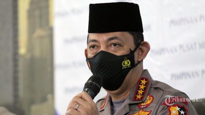 Penyebab Kapolri Jenderal Listyo Sigit Mundur dari Jabatan Sekjen PBSI