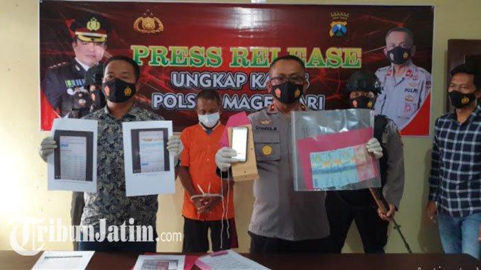 Rumah Bandar Judi Online Beromzet Jutaan di Mojokerto Digerebek Polisi, Cukup Lama Beroperasi